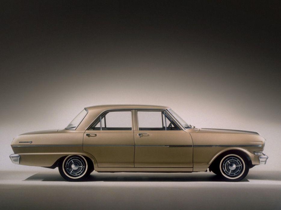 1962 Chevrolet Chevy II Nova 300 4-door Sedan (0369)     h wallpaper