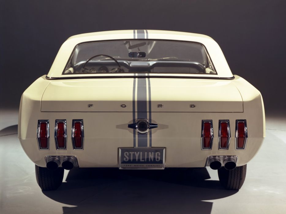 1963 Ford Mustang Concept I-I classic muscle     g wallpaper