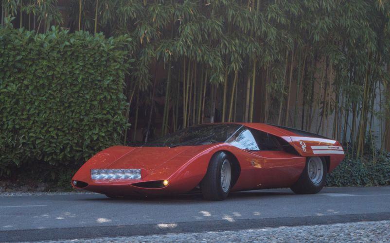 1969 Fiat Abarth 2000 Scorpio supercar race racing classic t wallpaper
