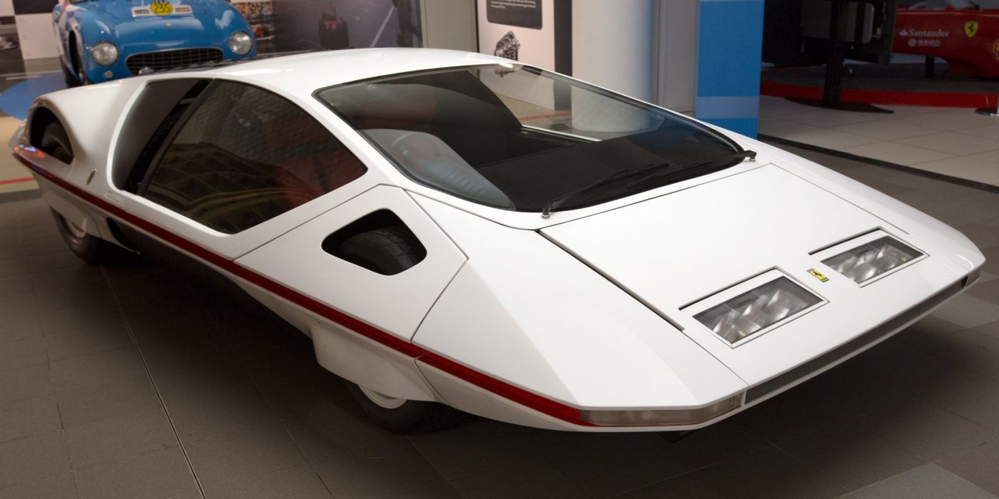 1970 Ferrari 512 S Modulo Concept supercar   k wallpaper