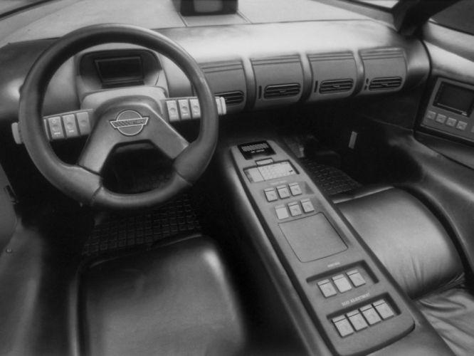 1986 Chevrolet Corvette Indy Concept supercar muscle interior g wallpaper