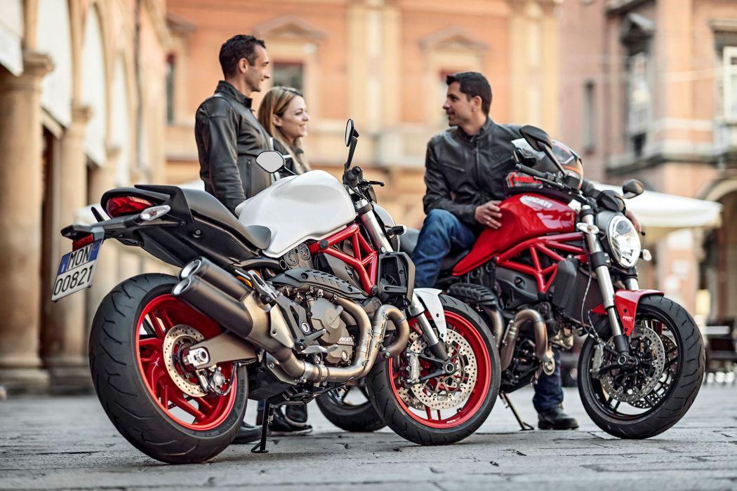 2015 Ducati Monster 821 bike   g wallpaper