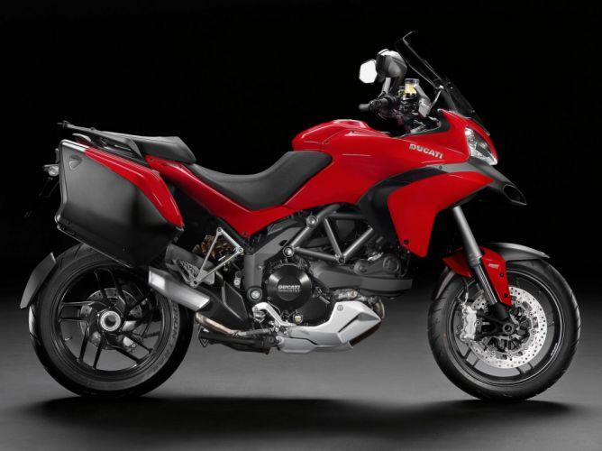 2015 Ducati Multistrada 1200 S Touring D-air kd wallpaper