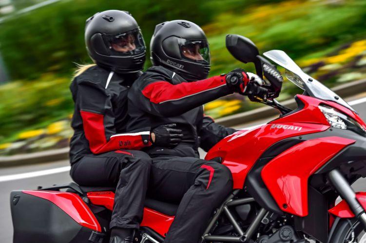2015 Ducati Multistrada 1200 S Touring D-air d wallpaper