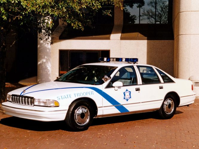 Chevrolet Caprice Classic Police emergency muscle g wallpaper