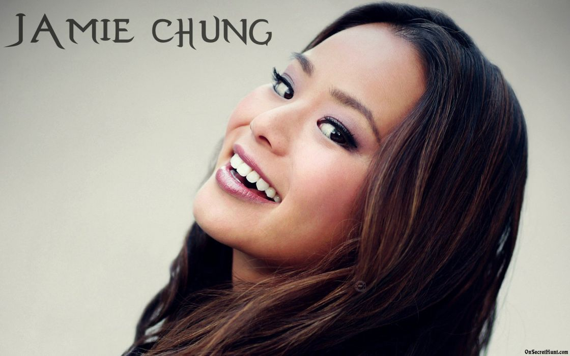 JAMIE CHUNG asian actress television babe (1) wallpaper
