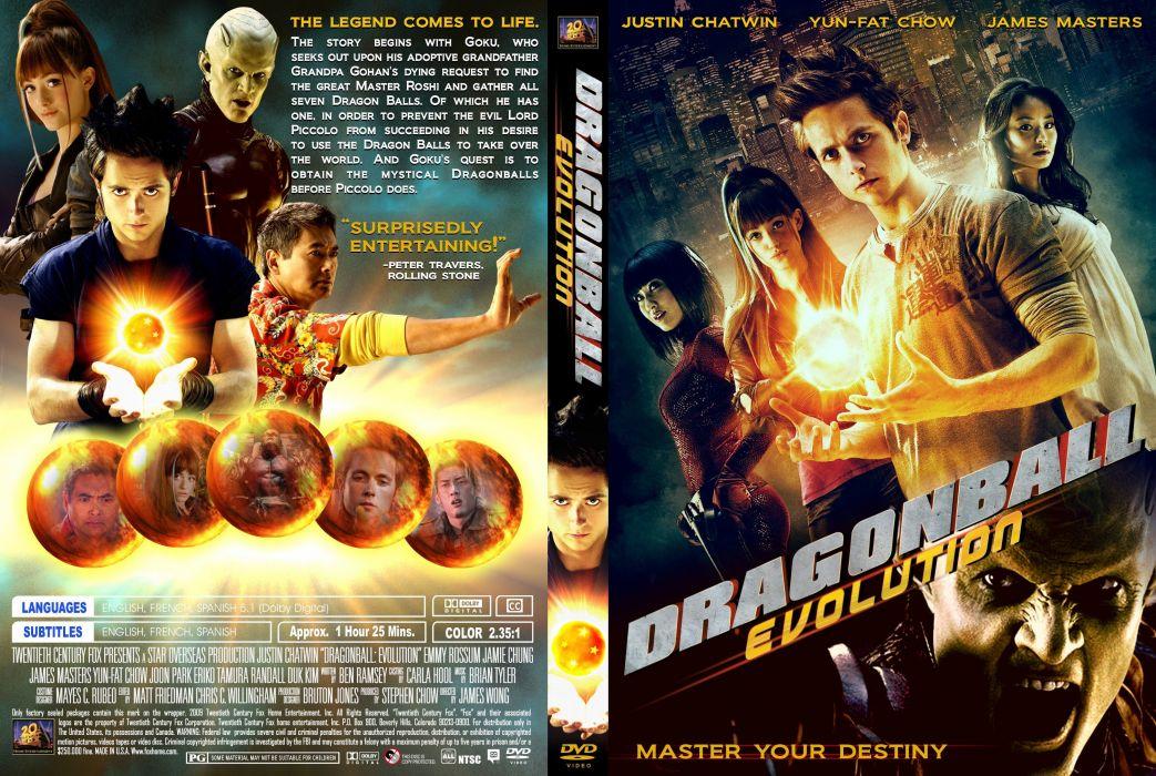 DRAGONBALL EVOLUTION action adventure fantasy martial game anime (29) wallpaper