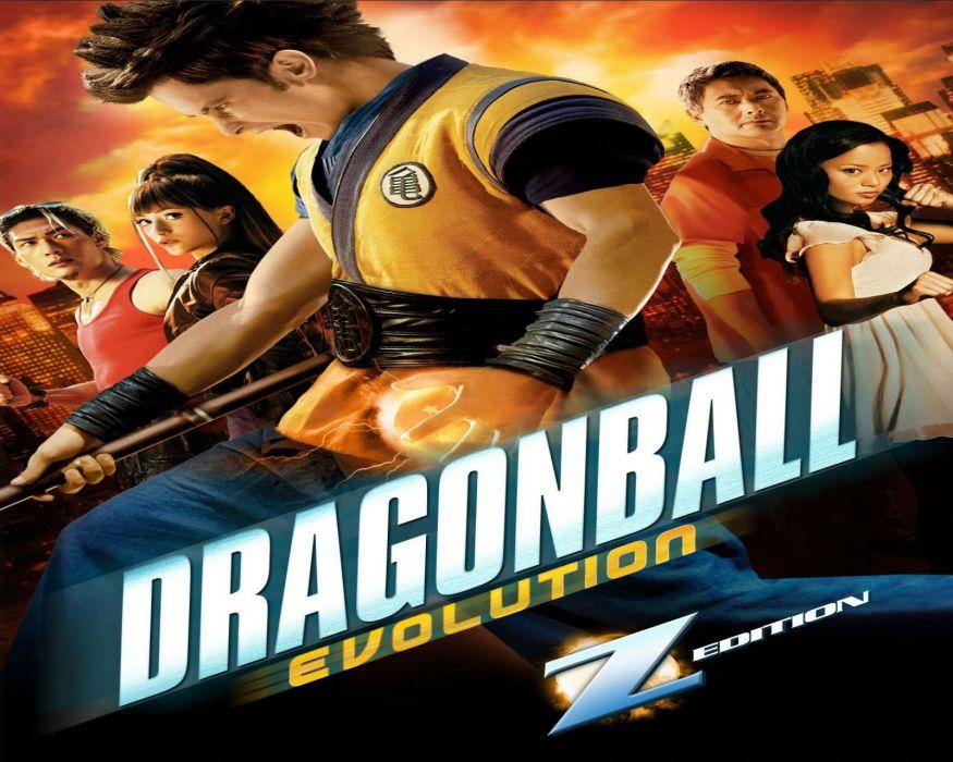 DRAGONBALL EVOLUTION action adventure fantasy martial game anime (35) wallpaper