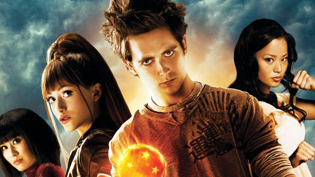 DRAGONBALL EVOLUTION action adventure fantasy martial game anime (36) wallpaper