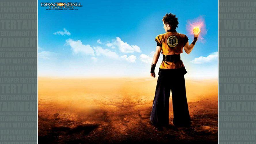 DRAGONBALL EVOLUTION action adventure fantasy martial game anime (50) wallpaper