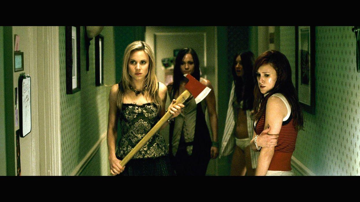 SORORITY ROW horror thriller dark babe (2) wallpaper