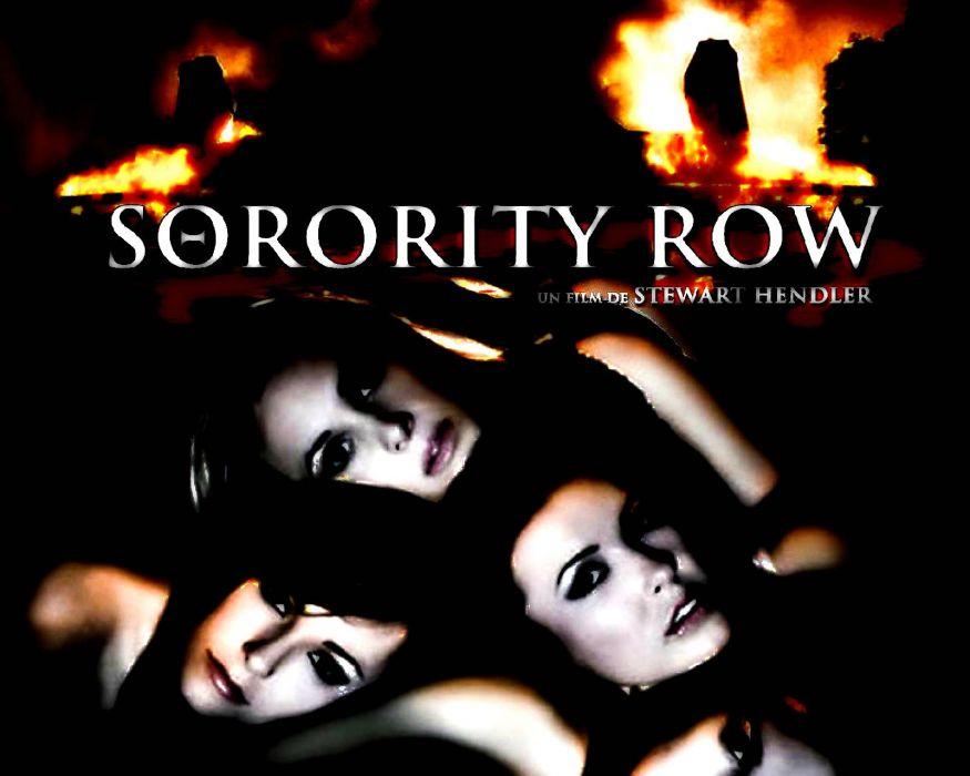 SORORITY ROW horror thriller dark babe (9) wallpaper