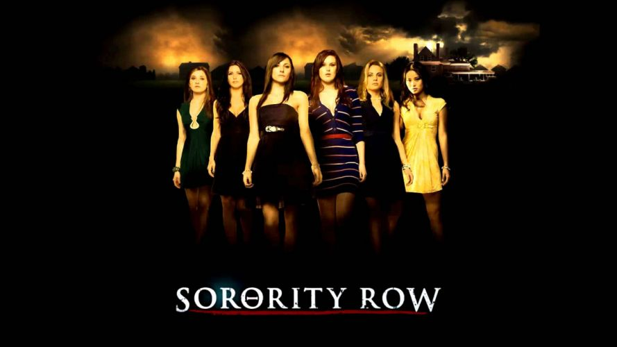 SORORITY ROW horror thriller dark babe (41) wallpaper