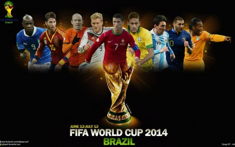 FIFA WORLD CUP Brazil soccer (29) wallpaper