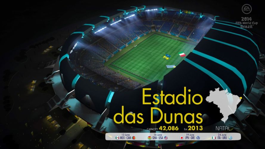 FIFA WORLD CUP Brazil soccer (63) wallpaper