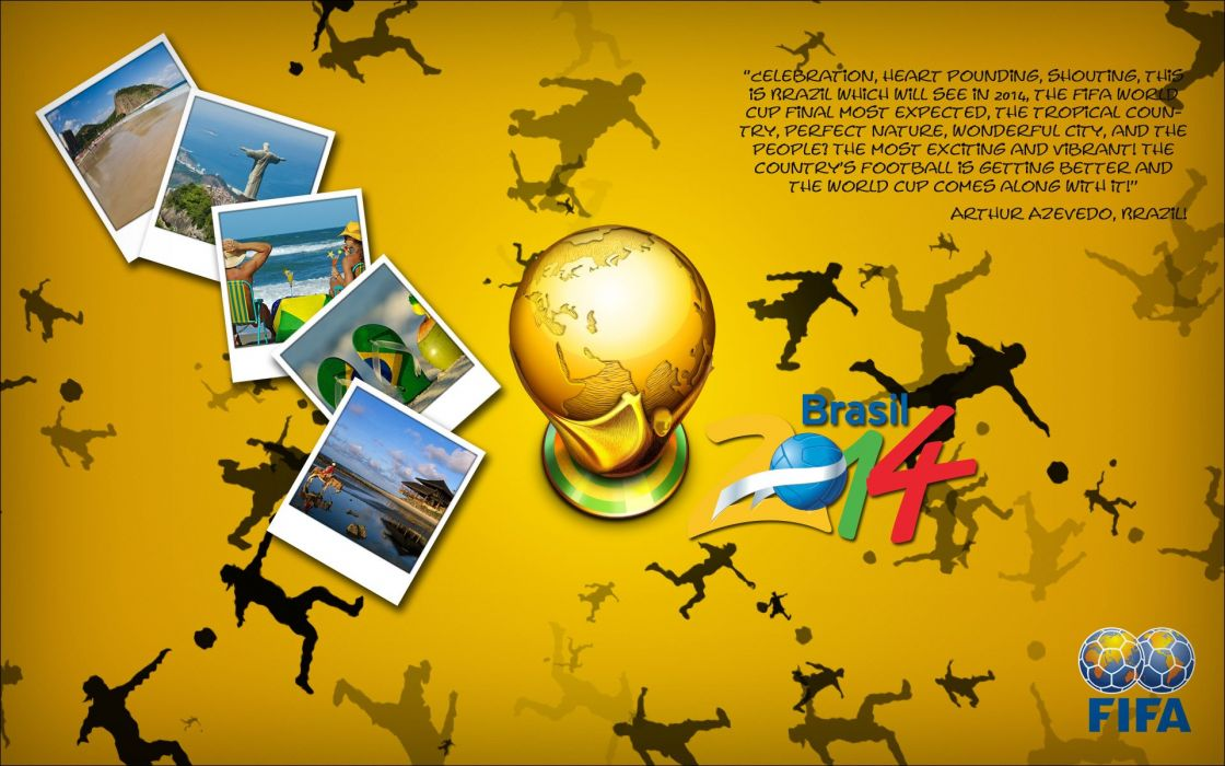 FIFA WORLD CUP Brazil soccer (72) wallpaper