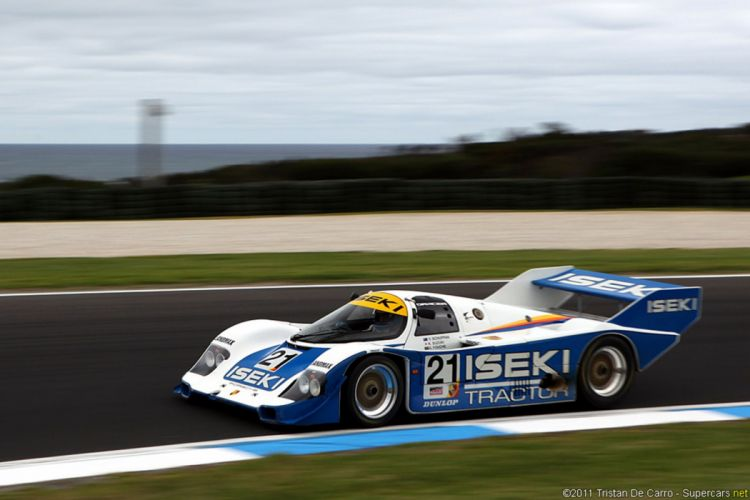 Race Car Classic Racing Porsche Le-Mans LMP1 2667x1779 wallpaper