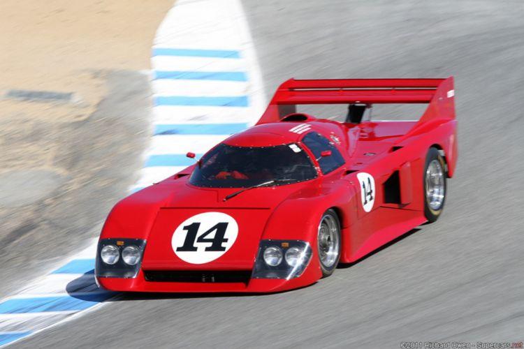 Race Car Classic Racing Red 2667x1779 wallpaper