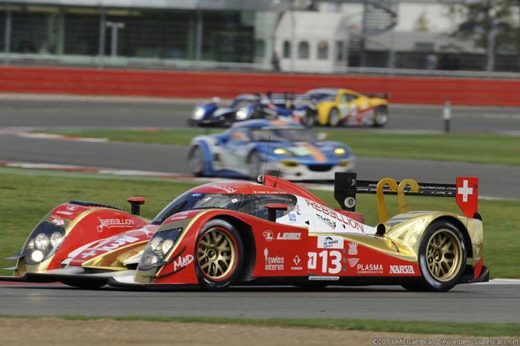 Race Car Classic Racing Le-Mans LMP1 2667x1779 wallpaper