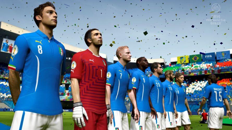 FIFA ITALY World Cup soccer italian (35) wallpaper