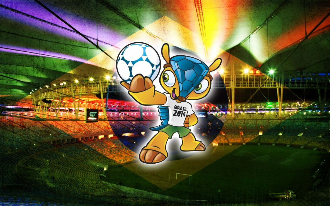 FIFA World Cup soccer (5) wallpaper