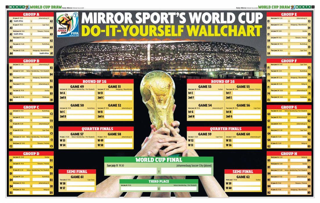 FIFA World Cup soccer (5) wallpaper