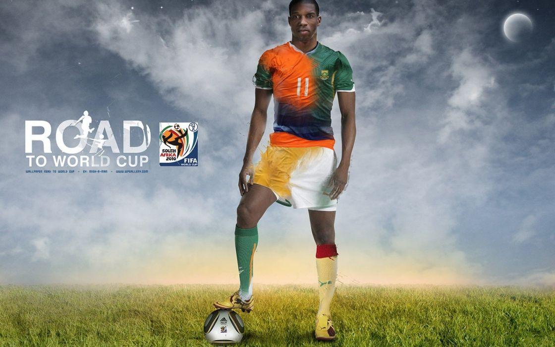 FIFA World Cup soccer (9) wallpaper