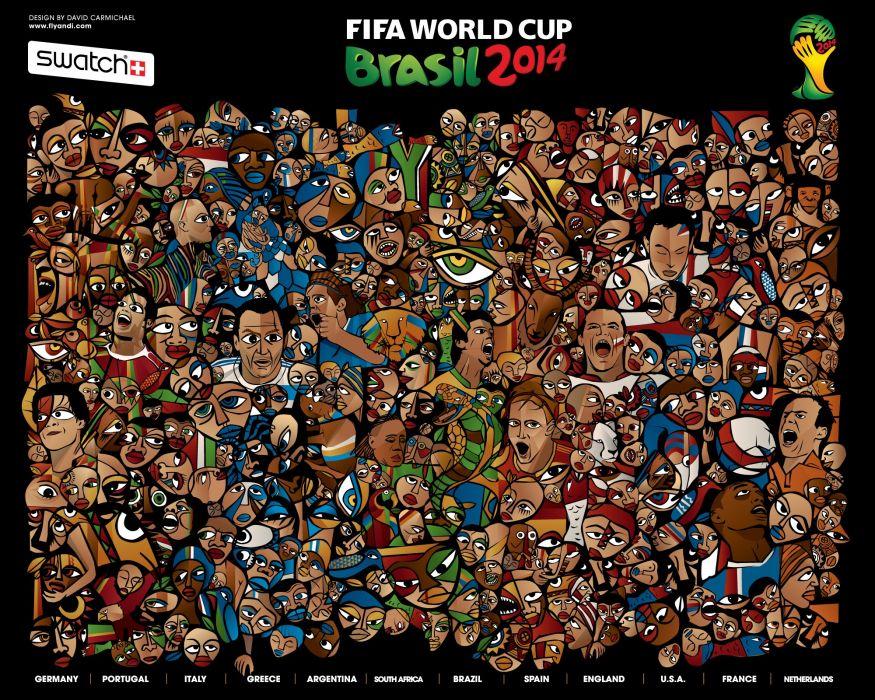 FIFA World Cup soccer (43) wallpaper