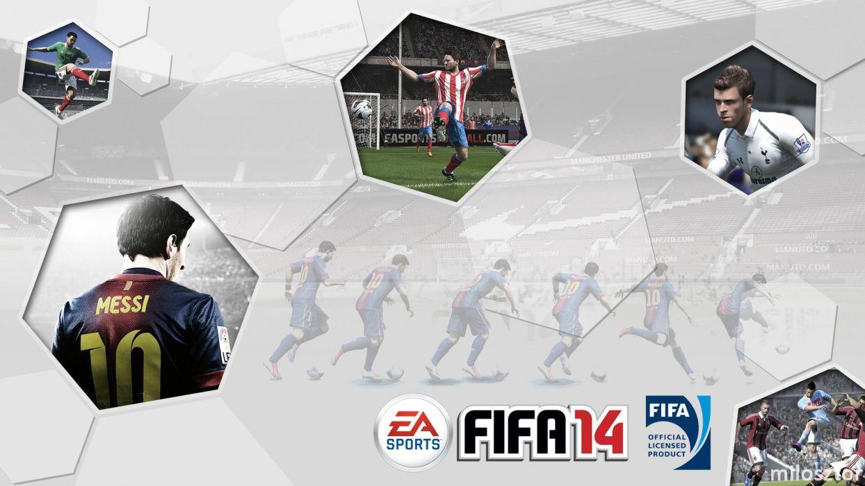 FIFA 14 world cup soccer game fifa14 (2) wallpaper