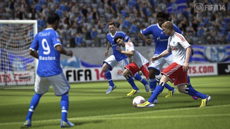 FIFA 14 world cup soccer game fifa14 (5) wallpaper