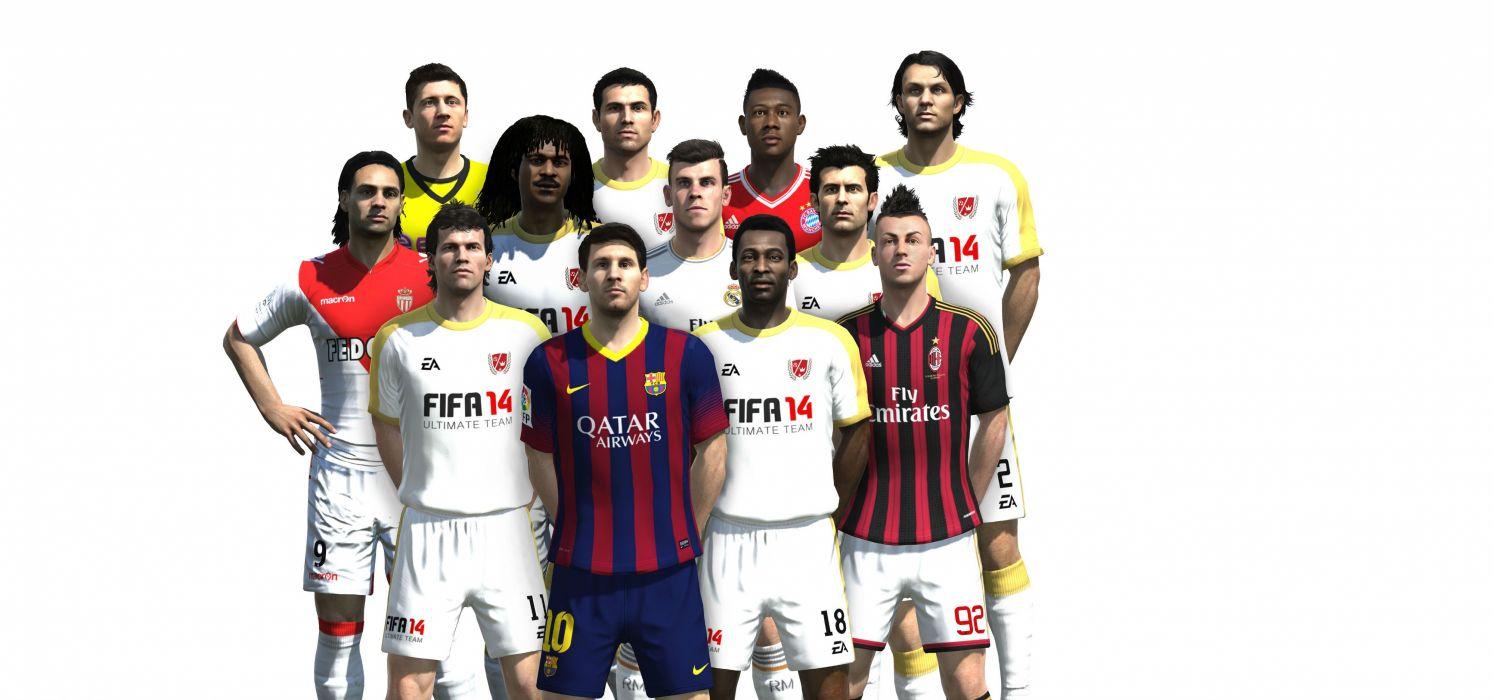 FIFA 14 world cup soccer game fifa14 (31) wallpaper