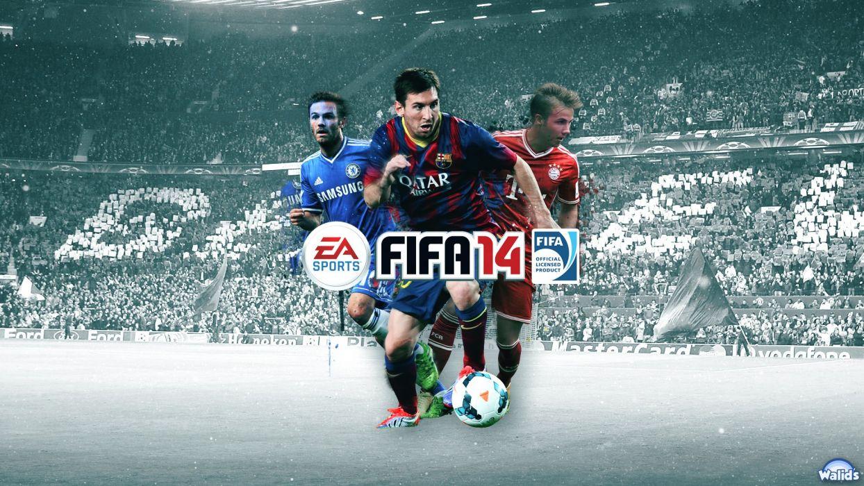 FIFA 14 world cup soccer game fifa14 (60) wallpaper