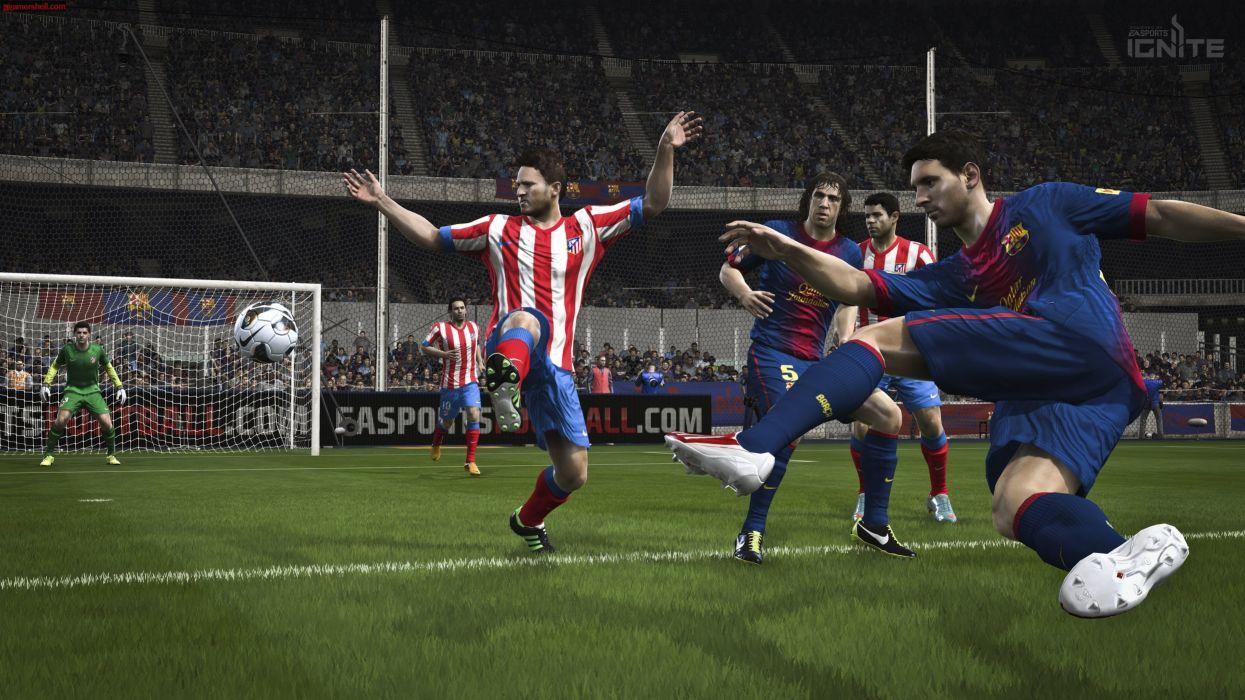 FIFA 14 world cup soccer game fifa14 (61) wallpaper