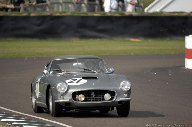 Race Car Classic Racing Ferrari Italy 2667x1779 wallpaper
