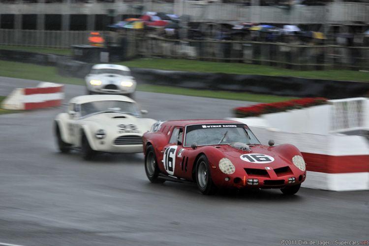 Race Car Classic Racing Iso Rivolta Italy 2667x1779 wallpaper