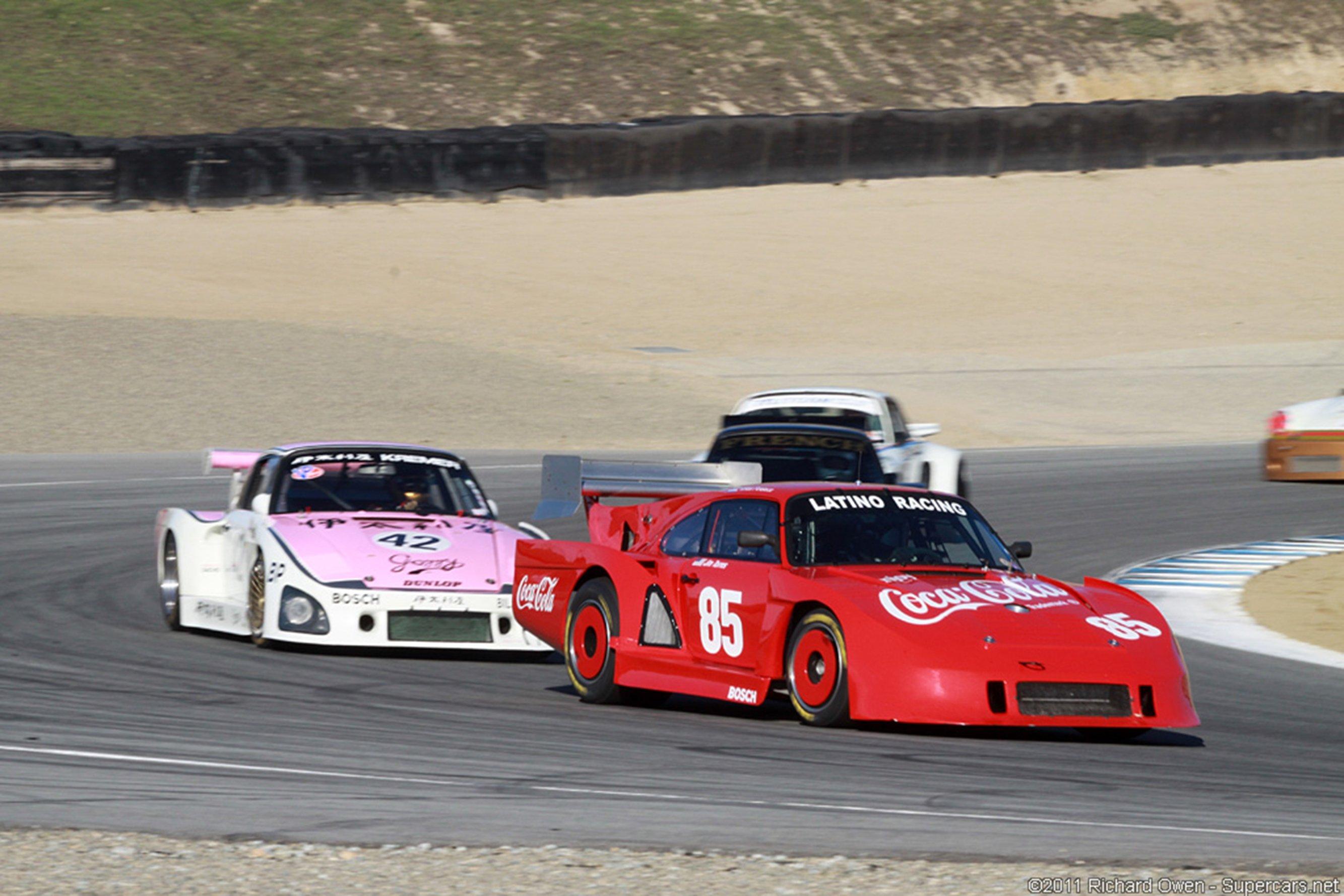 Race Car Classic Racing Porsche Germany 2667x1779 Coca