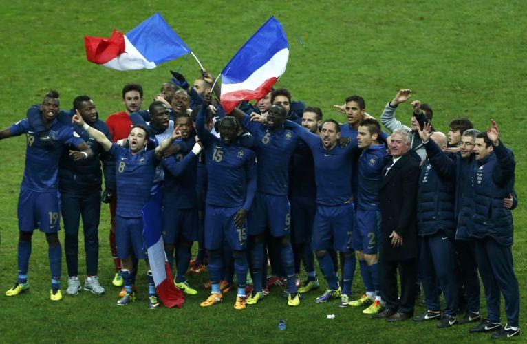 FIFA France soccer (13) wallpaper