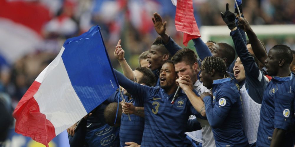 FIFA France soccer (30) wallpaper