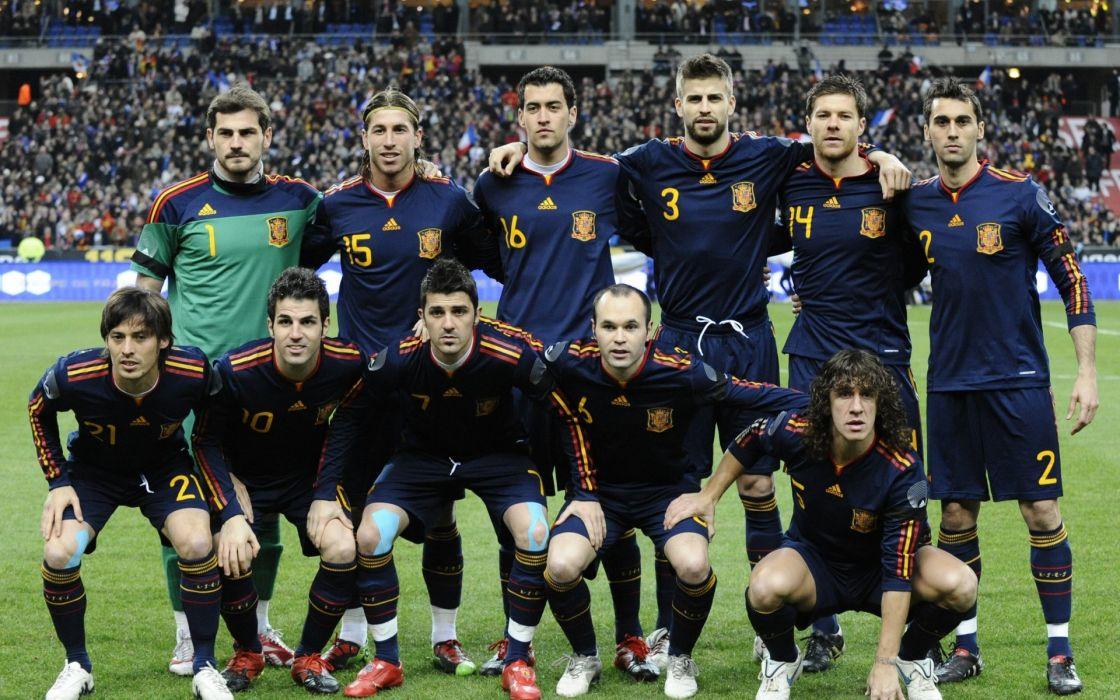 SPAIN soccer (3) wallpaper