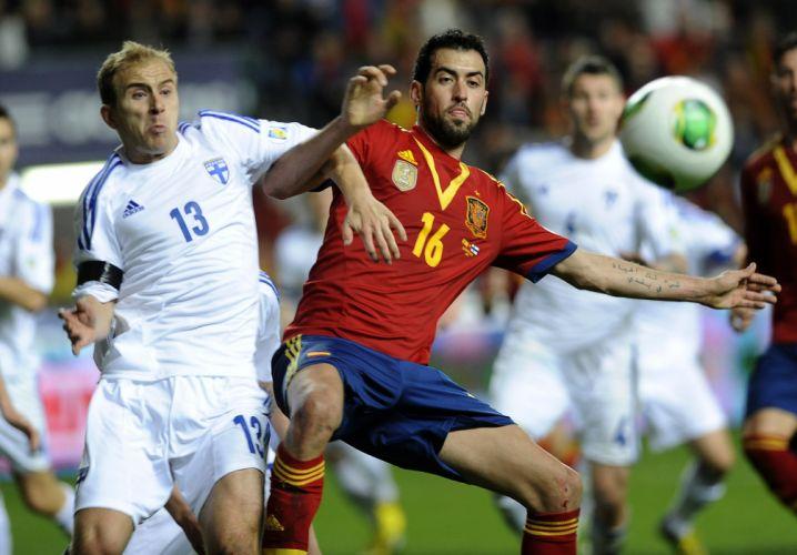 SPAIN soccer (11) wallpaper