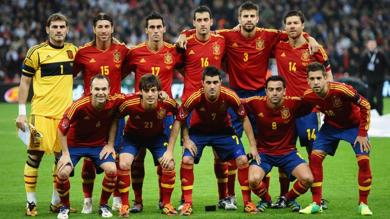 SPAIN soccer (19) wallpaper