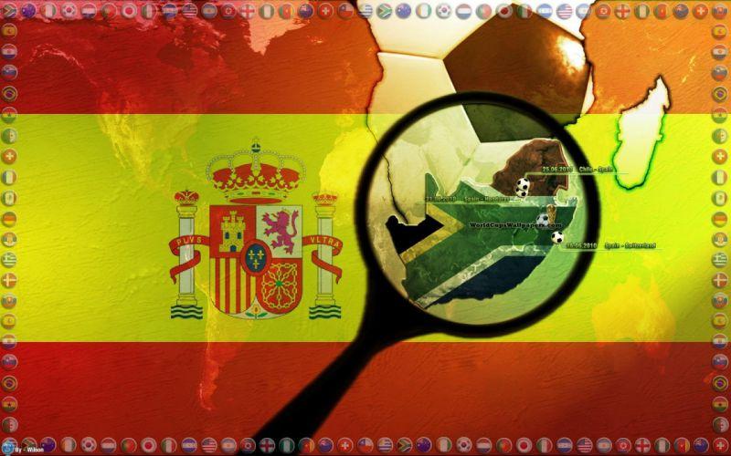 SPAIN soccer (29) wallpaper