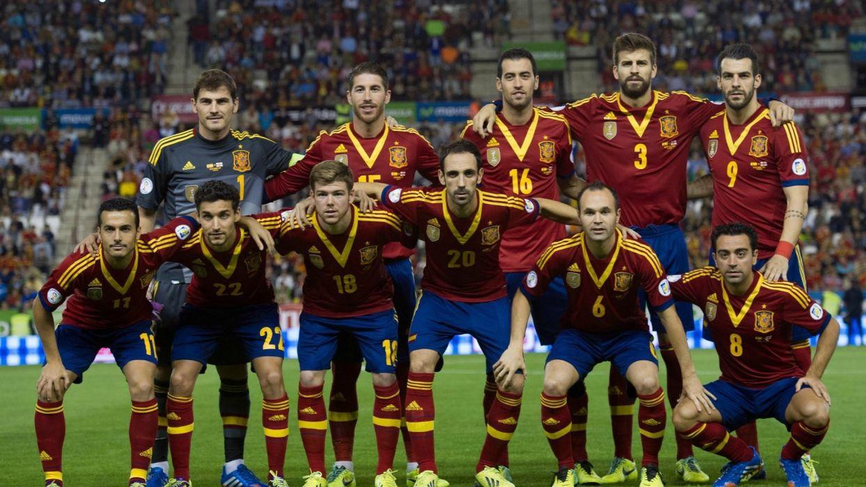 SPAIN soccer (28) wallpaper