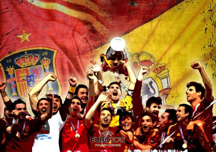 SPAIN soccer (46) wallpaper