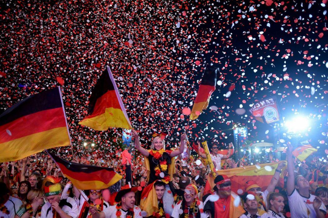 GERMANY soccer cheerleader babe wallpaper