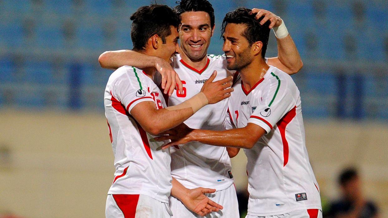 IRAN soccer (24) wallpaper