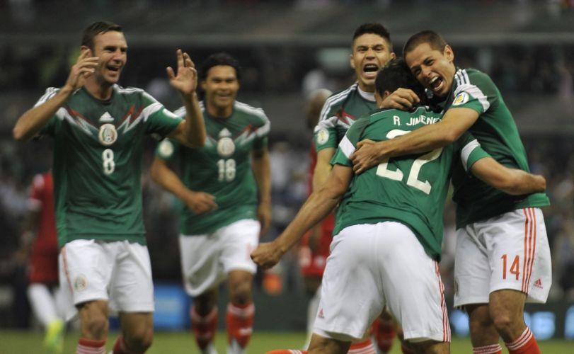 MEXICO soccer (3) wallpaper