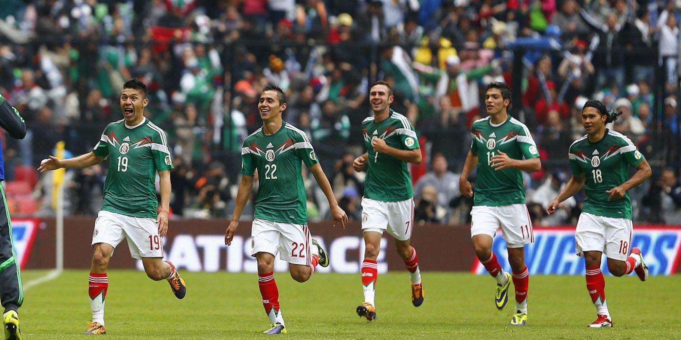 MEXICO soccer (36) wallpaper