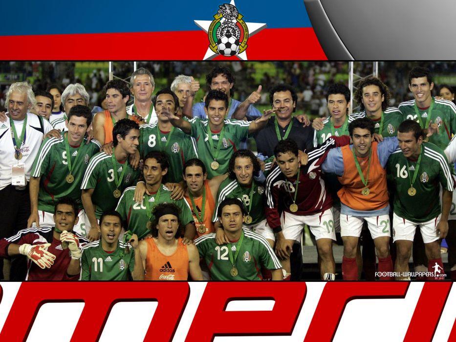 MEXICO soccer (51) wallpaper