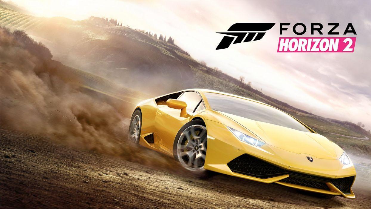 Forza Horizon 2 Xbox-One Xbox-360 Videogames wallpaper